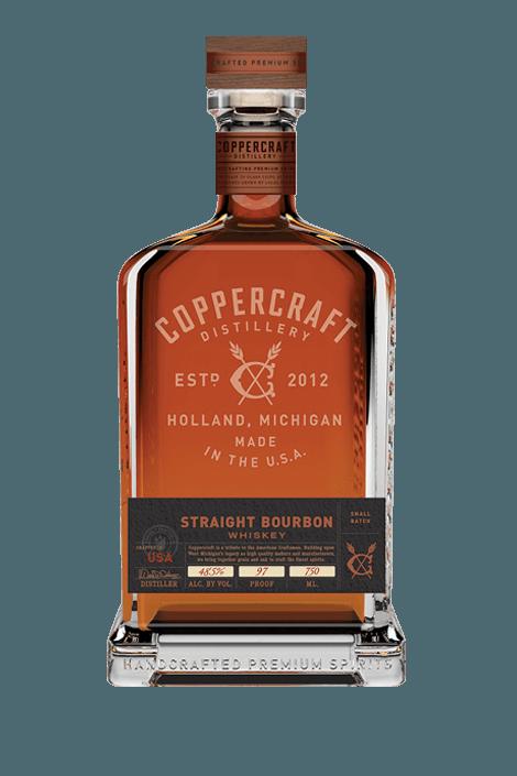 Coppercraft Distillery Food Menu