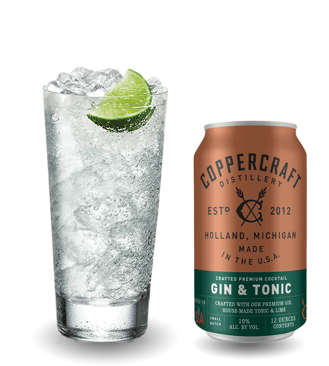 Canned Tails Are Hot Right Now And Supercall Named Coppercraft S Premium Gin Tonic As Among The Best You Can In A